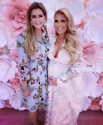 D'Andra Simmons & Gretchen Rossi
