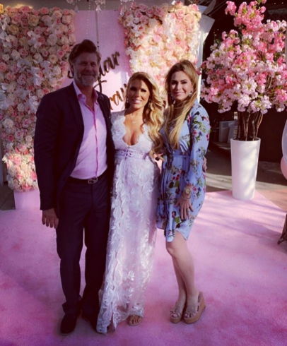 Slade Smiley, Gretchen Rossi, & D'Andra Simmons