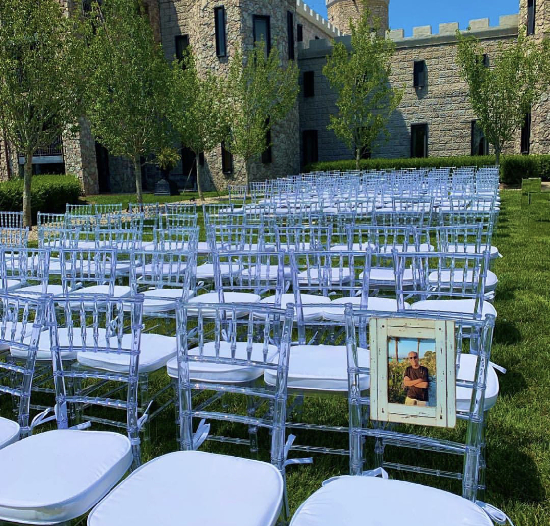 A Seat For Jax's Dad At The Ceremony