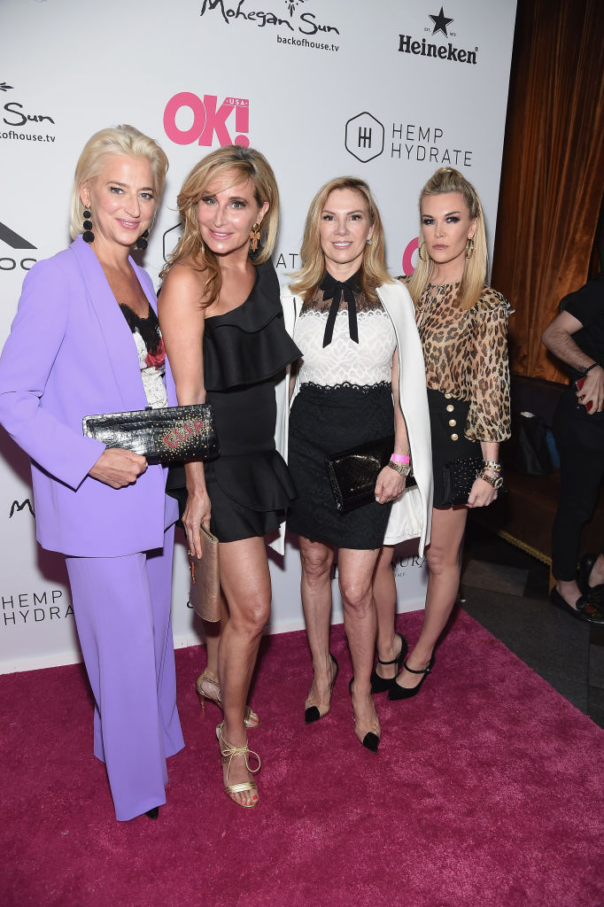 Dorinda Medley, Sonja Morgan, Ramona Singer and Tinsley Mortimer