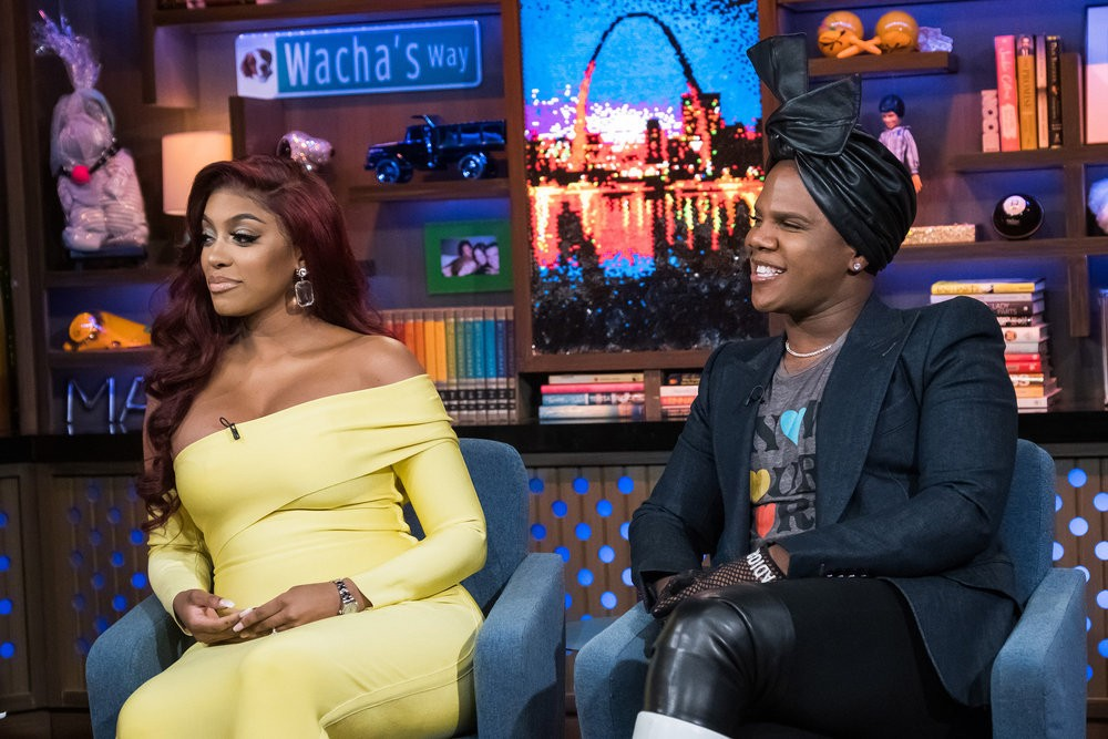 Porsha Williams & Miss Lawrence