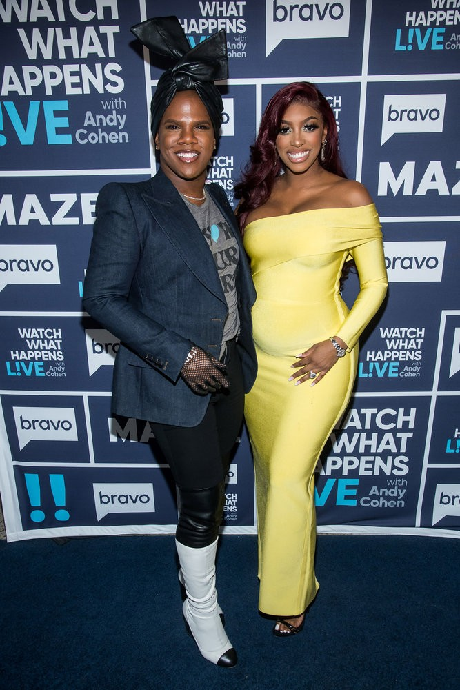 Miss Lawrence & Porsha Williams
