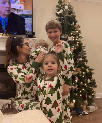 Bristol Palin With Her Kids