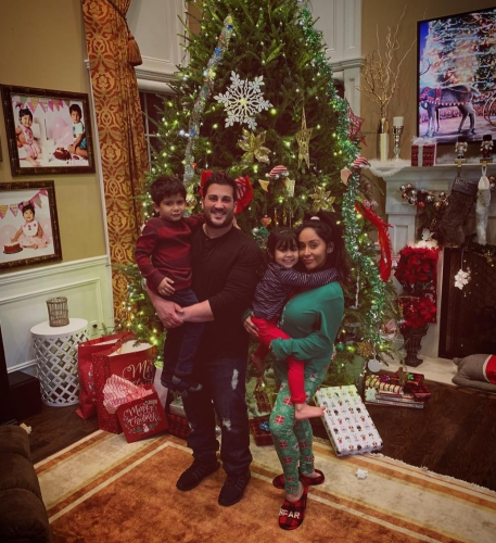 Snooki, Jionni LaValle, & Their Kids