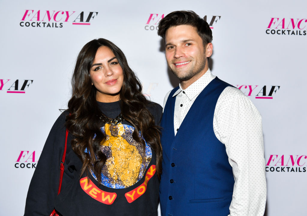 Kate Maloney and Tom Schwartz